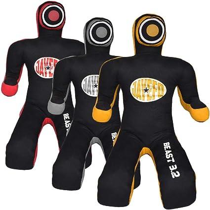 "HUNTER/"" Brazilian Jiu Jitsu Straight Grappling Dummy MMA Wrestling 6ft"