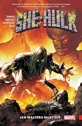 (She-Hulk Vol. 3: Jen Walters Must Die)