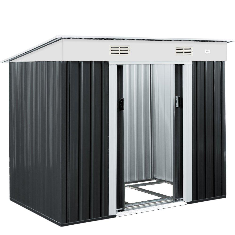 beautiful cabanon de jardin metal ideas. Black Bedroom Furniture Sets. Home Design Ideas