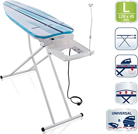 Leifheit Air Active Express Tabla de planchar M blanco