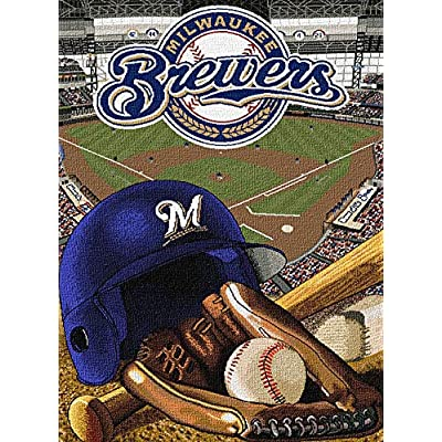 MAXFYOU Wood Puzzle 500 Piece - Jigsaw Puzzle for Adult and Kids - American Baseball Teams Wooden Puzzle.3ML-PT05-G16: Toys & Games