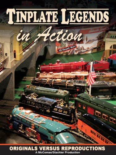 - Tinplate Legends in Action: Original Versus Reproduction