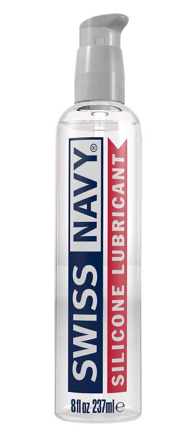 Swiss Navy 8oz - Silicone Lube