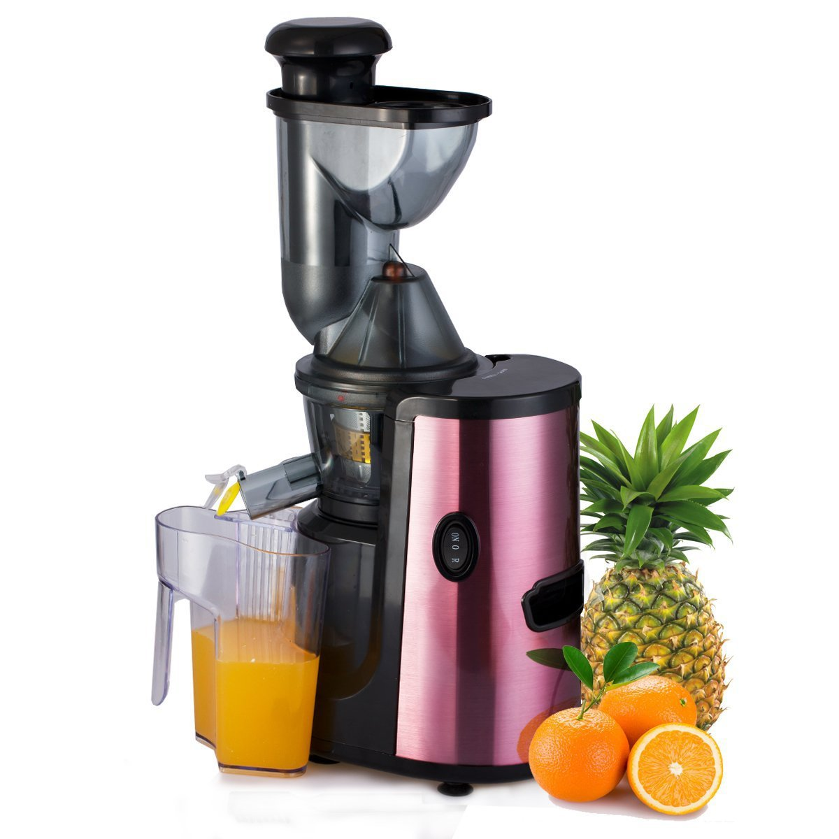 CUH Whole Fruit Vegetable Slow Juicer