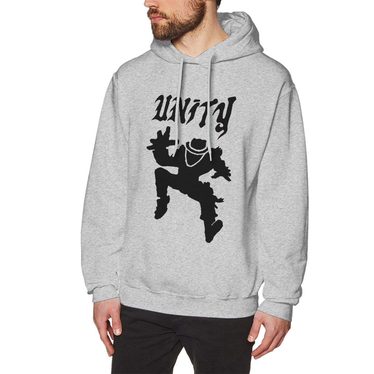 Barbaralewis Men Warmth Operation Ivy 1 Sweaters Gray with Mens Sweatshirts