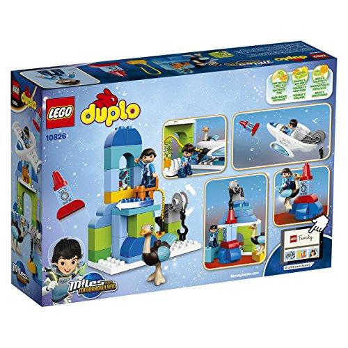 LEGO DUPLO Miles Stellosphere Hangar Building Kit (44 Piece ...