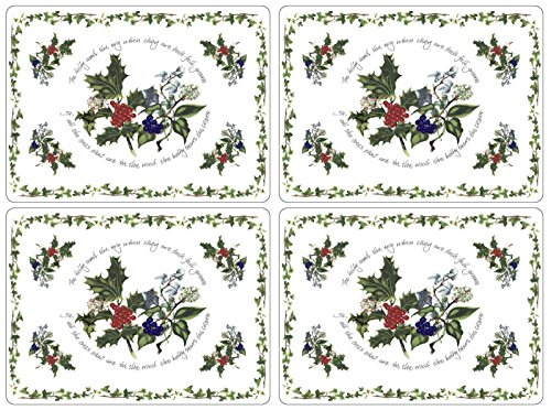 Pimpernel Holly Ivy Placemats 4 product image