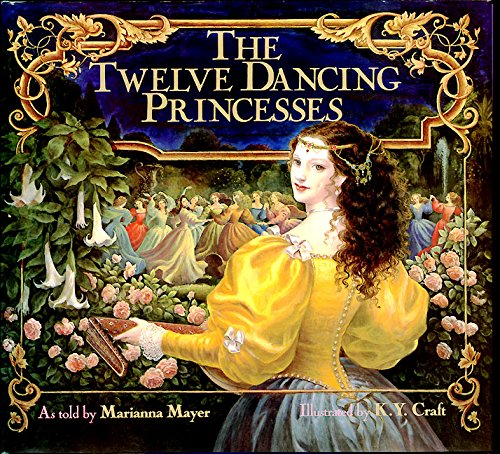 The Twelve Dancing Princesses (Mulberry books)