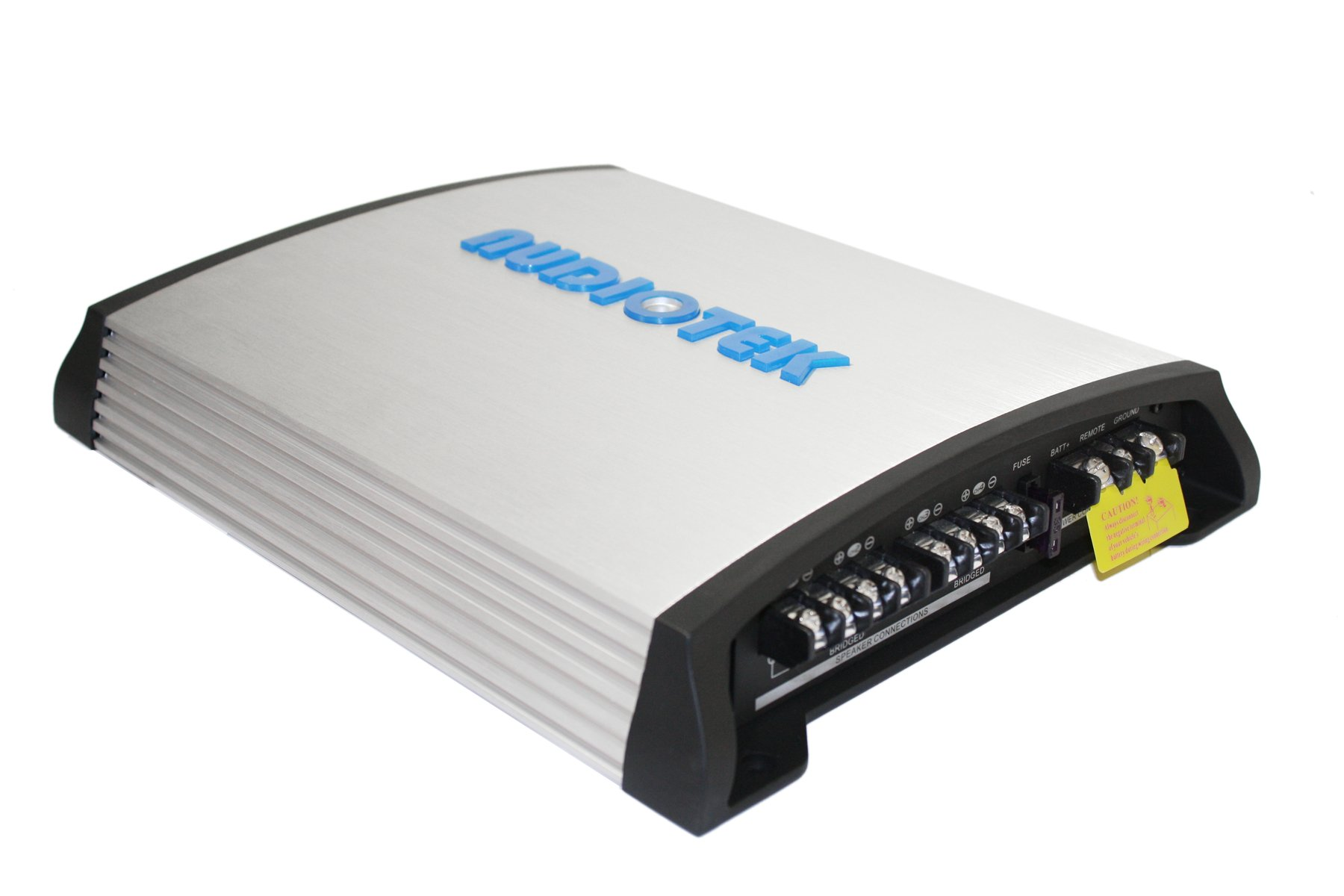 Audiotek At804S 4 Channels Class Ab 2 Ohm Stable 1000W Stereo Power Car Amplifier
