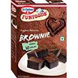 Funfoods Eggless Cake Mix Brownie, 250g