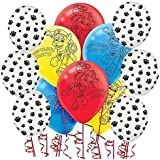 Paw Patrol and Paw Print Balloons Kit