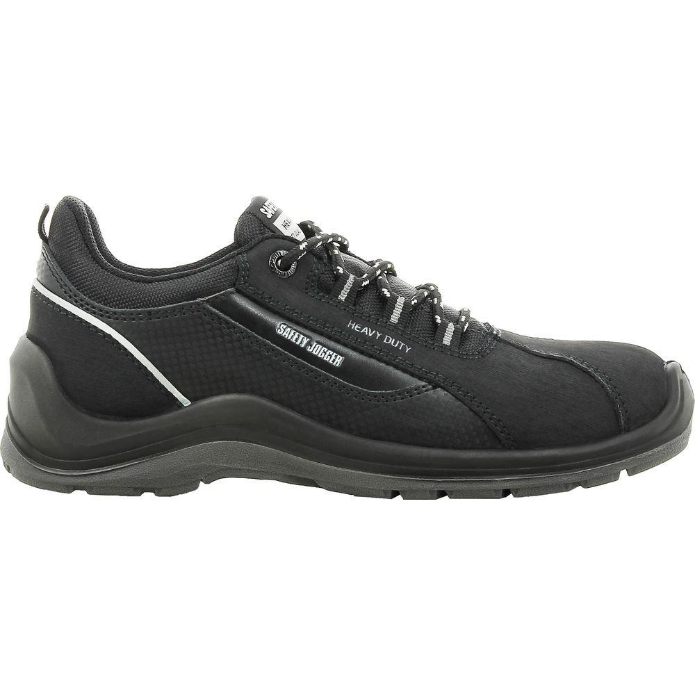 Sicherheit Jogger 200765–44 Schuhe,Advance Schwarz S1P, Größe 9,5, Schwarz Schuhe,Advance - c85fc5