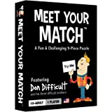 Meet Your Match - The Fun & Challenging 9-Piece Puzzle/Game/Brainteaser