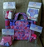 American Girl Bitty Baby - Mommy's Diaper Bag Essentials for Bitty Baby Dolls - Bitty Baby 2017