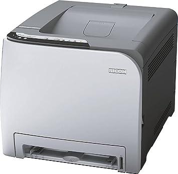 Ricoh Aficio SPC221N - Impresora láser (220-240 V, 50/60 Hz, A4 ...