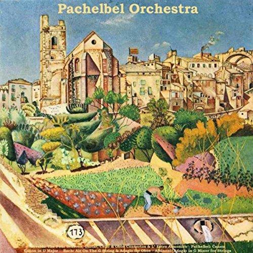 Vivaldi: The Four Seasons, Guitar, Cello & Oboe Concertos & L' Estro Armonico - Pachelbel: Canon in D Major - Bach: Air On the G String & Adagio for Oboe - Albinoni: Adagio in G Minor for Violin, Strings and Organ (Bach Air On The G String Guitar)