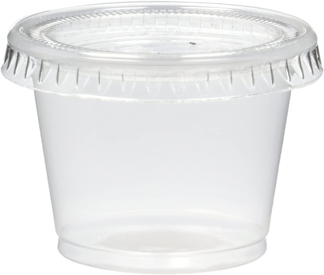 Mr. Miracle Jello Shot Cups Sacramento Fees free!! Mall and Lids. 125 Ounce. Pack of 1