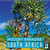 South Africa - Holiday Paradise 2018: South Africa: Rocky Coastline (Calvendo Places)