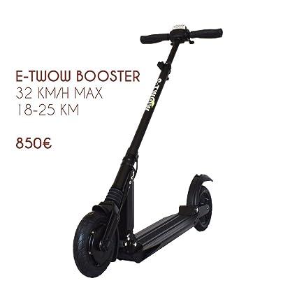 Patinete eléctrico etwow Booster: Amazon.es: Deportes y aire ...