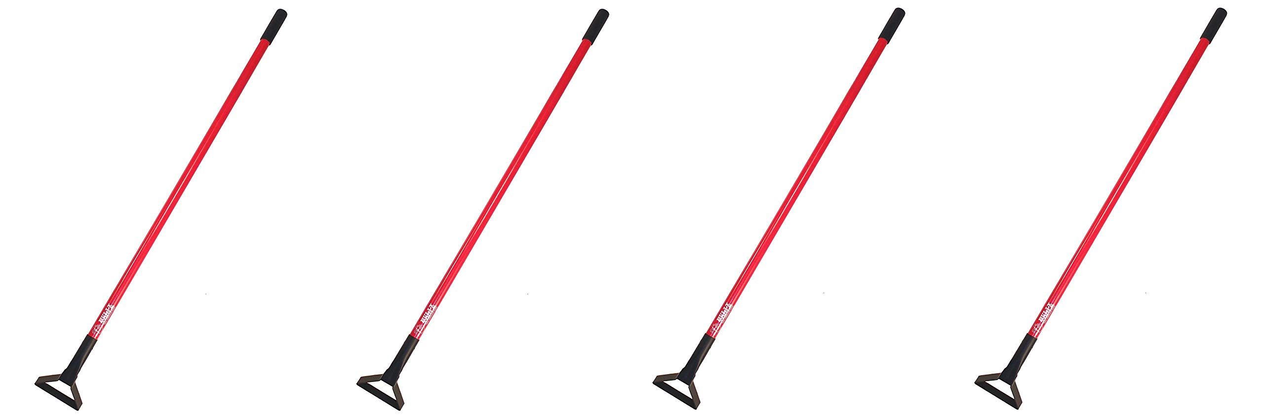 Bully Tools 92348 12-Gauge Loop Hoe with Fiberglass Handle (Pack of 4)
