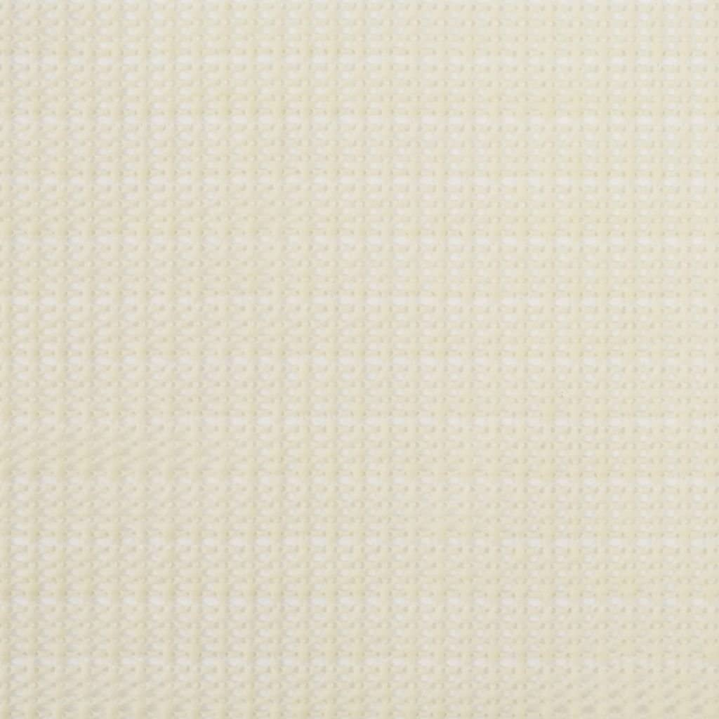 vidaXL Sottotappeto Antiscivolo 100x1000cm Accessori Fermo per Tappeti da Casa