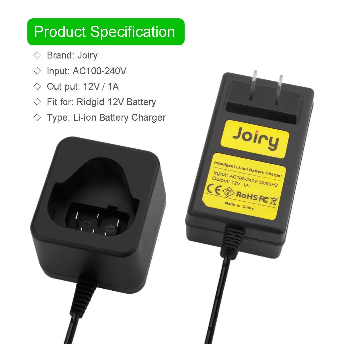 Amazon.com: Joiry 130220001 - Cargador de batería de iones ...