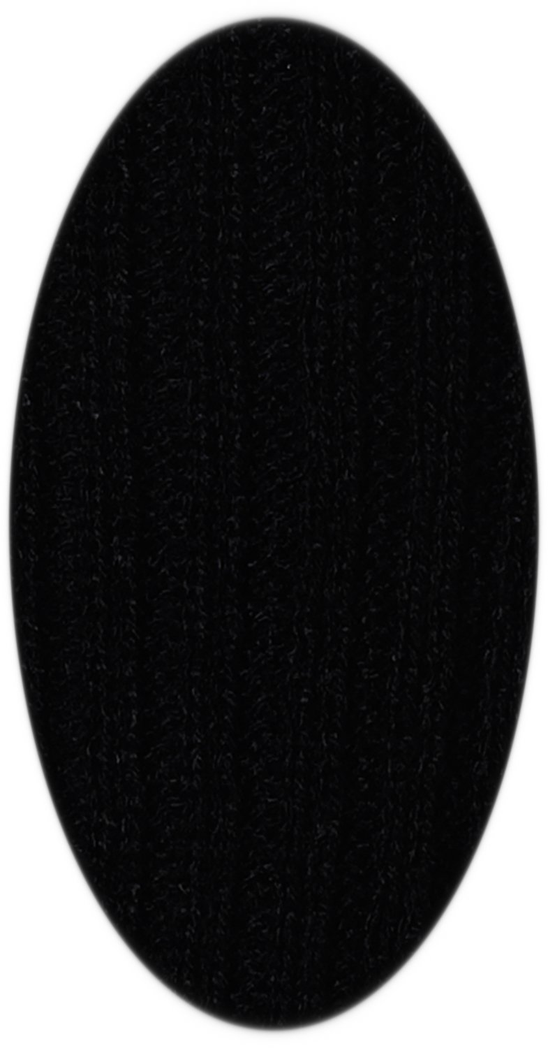 Black Arm Warmers by KD dance Warm Cozy Stretch Knit Thumb Hole Made In USA by KD dance New York (Image #2)