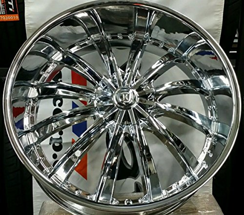 Rims Inch Custom 28 : Quot inch borghini bw wheels rims only fit chevy gmc