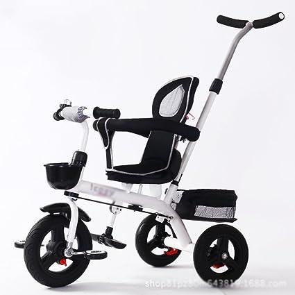Cochecito de bebé Carro plegable ligero Vista alta Ruedas antideslizantes duraderas Carruaje Cochecito de lujo para