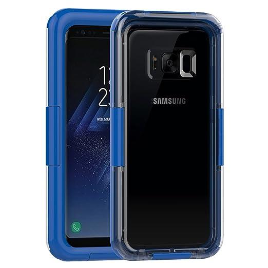 4 opinioni per Cover impermeabile Samsung Galaxy S8,CASEWIN custodia Samsung Galaxy S8