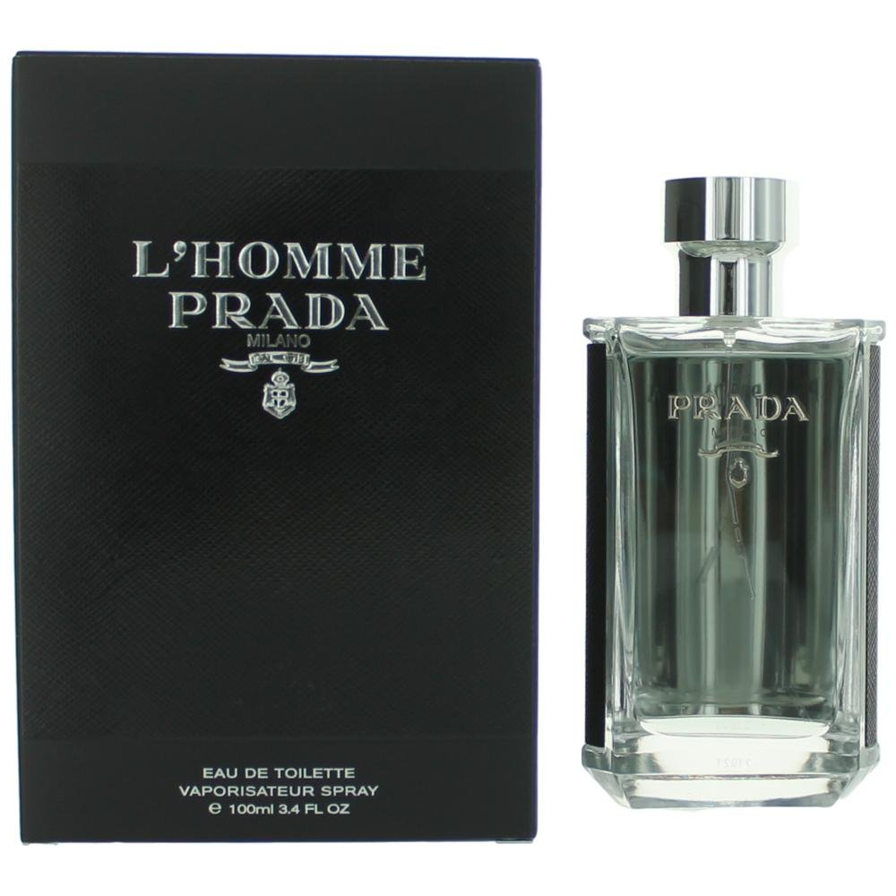 b745ab942f Prada L'Homme Acqua Profumata - 50 ml: Amazon.it: Bellezza