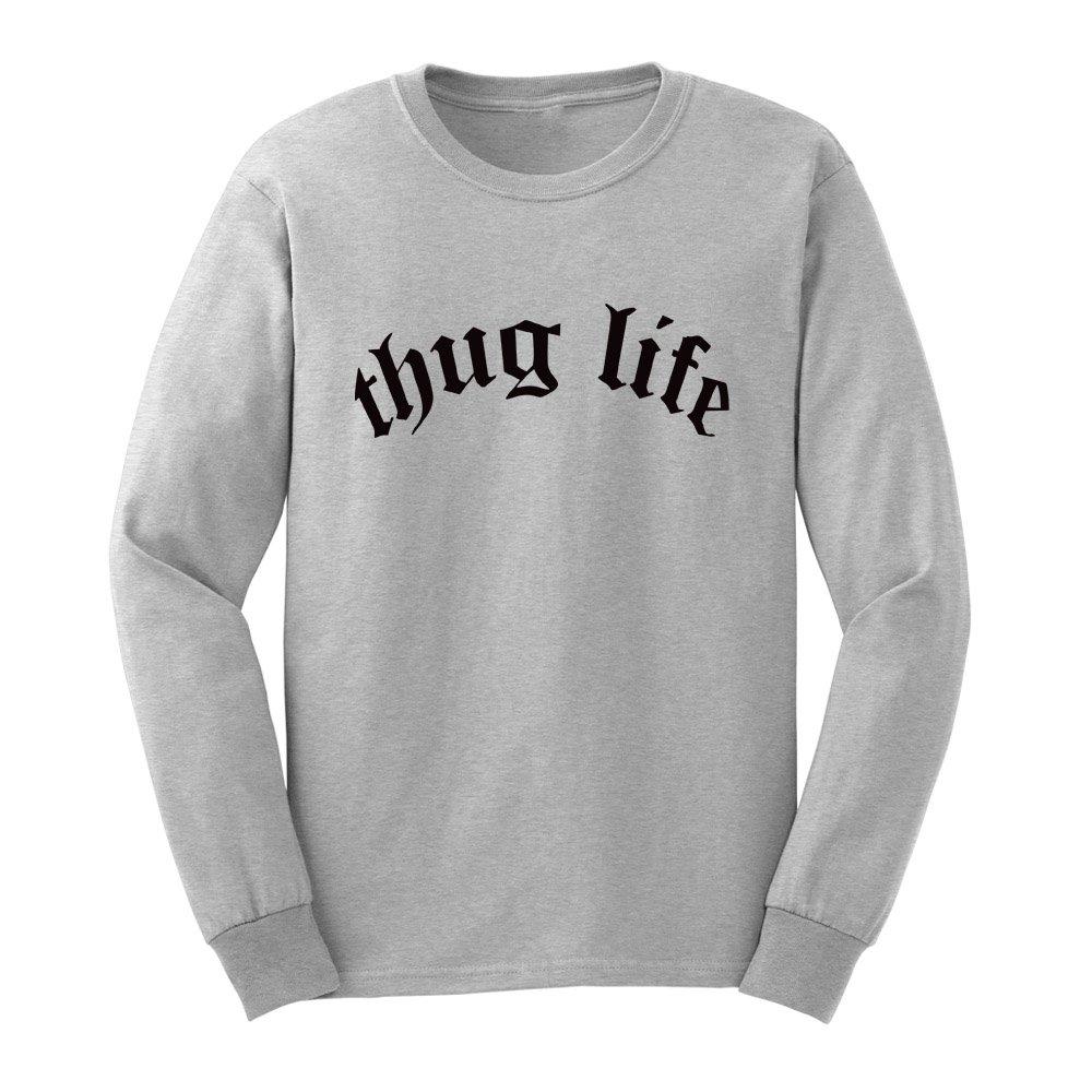 Loo Show S Thug Life Funny T Shirts Casual Tee