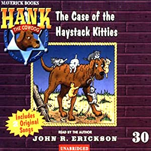 The Case of the Haystack Kitties Audiobook