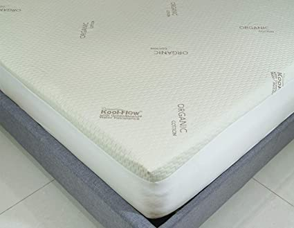 Amazon Memory Foam Mattress Protector Organic Cotton Eco Beauteous Best Pillow Top Mattress Cover