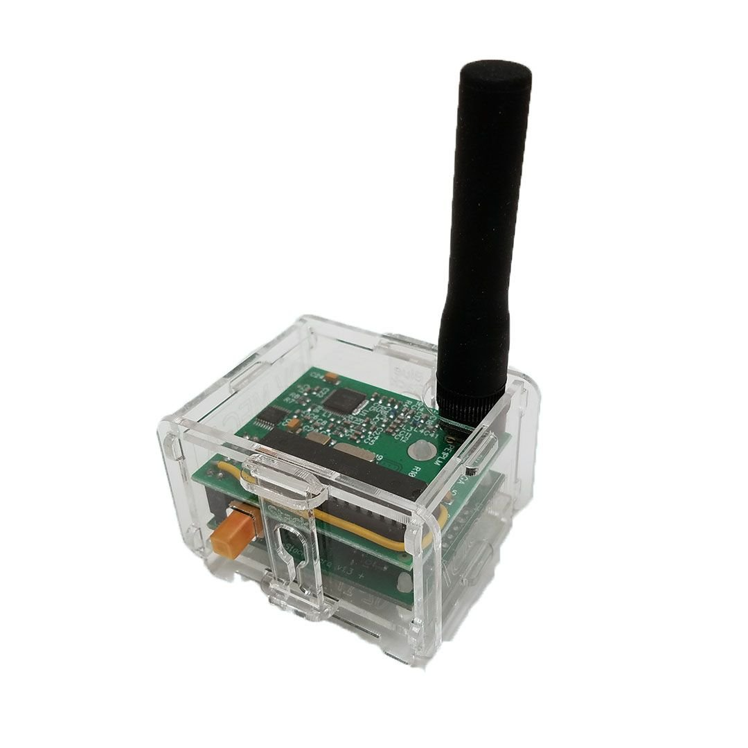 BlueStack MicroPlus - DVMEGA Single Band (UHF) Pre-Assembled Digital Hot Spot for DMR, D-Star, or System Fusion