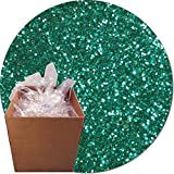 Glitter My World! Craft Glitter: 25lb Box: Aquamarine Dream