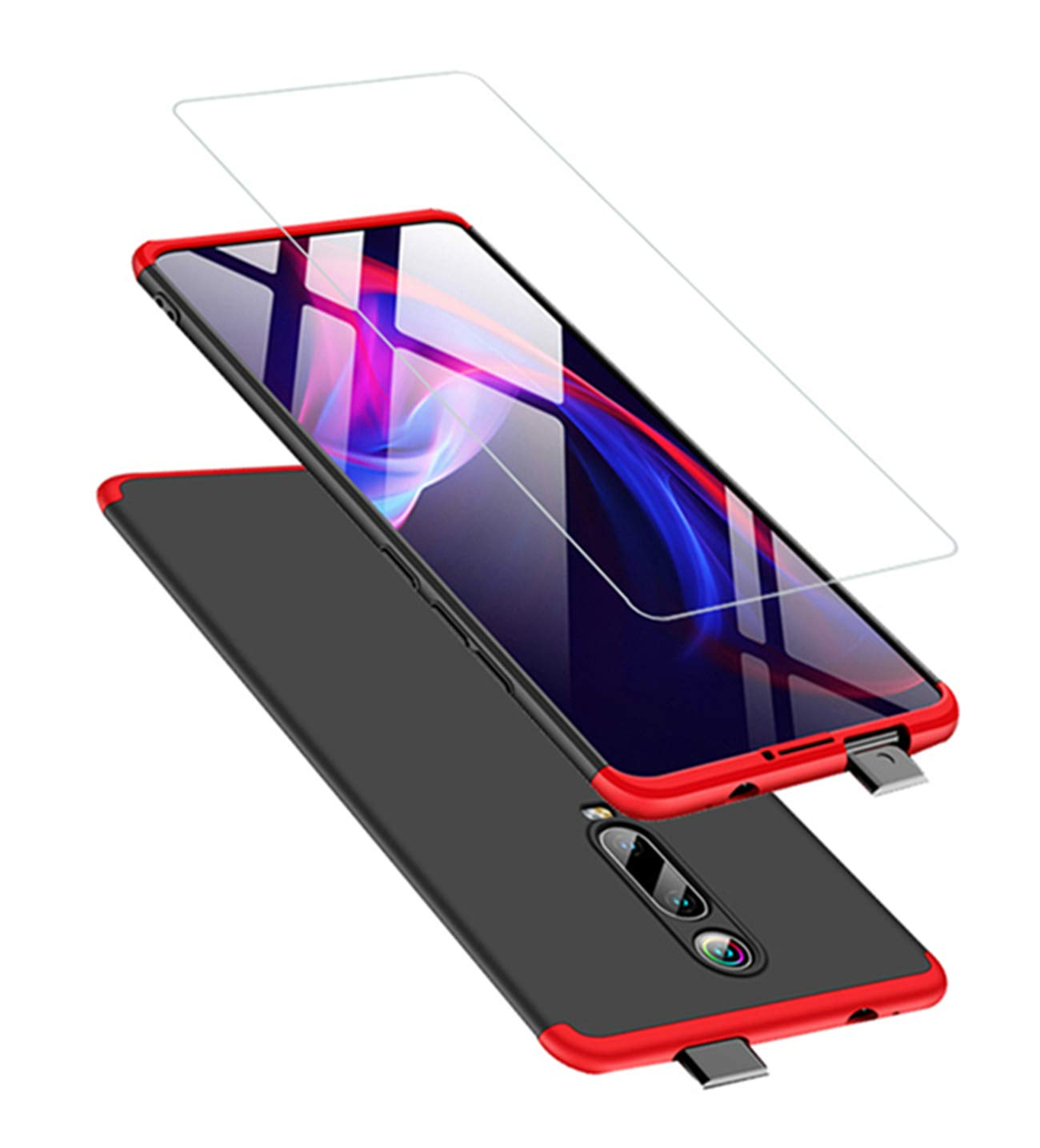 DECHYI compatibles para Funda Xiaomi Mi 9T \ Redmi K20,Cubierta + ...