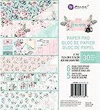 Prima Marketing 655350597689 Havana Paper Pad, Mixed Colors