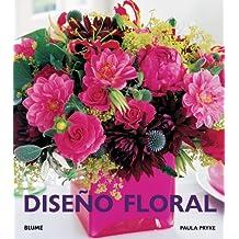 Diseno floral (Spanish Edition)