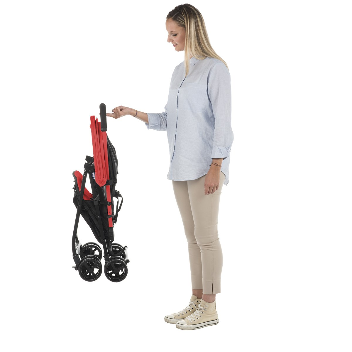 Amazon.com : Chicco Stroller ohlala Color Paprika : Baby