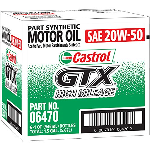 Buy oil for high mileage car