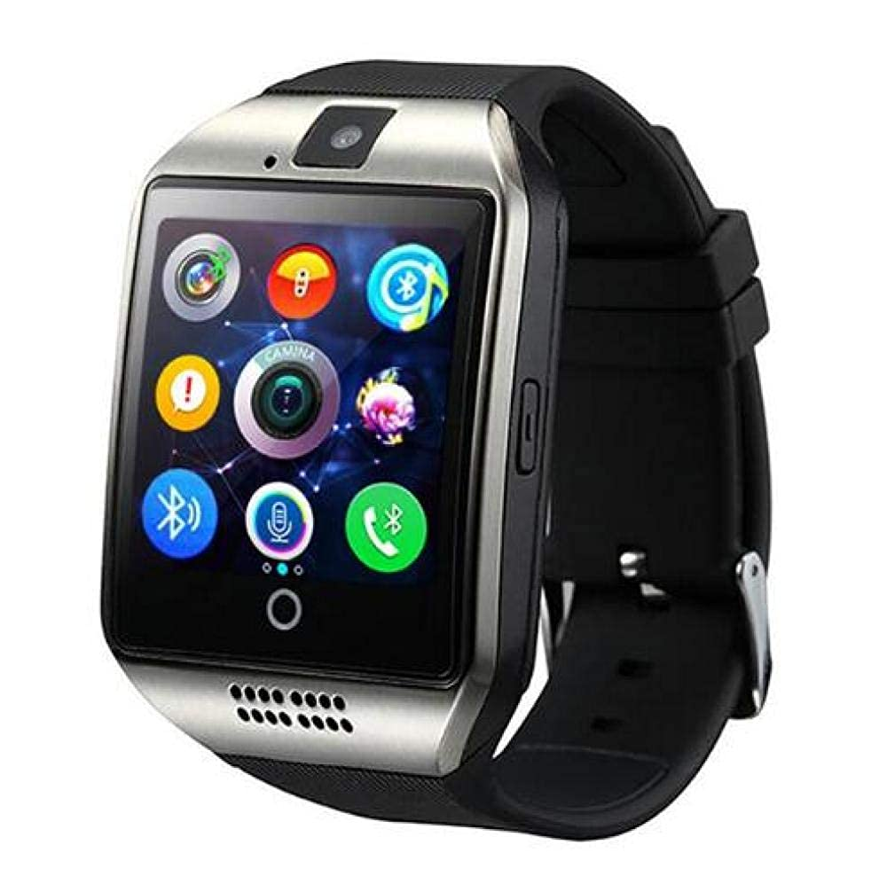 Relojes Inteligentes Bluetooth Smart Watch Men Q18 con ...