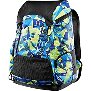 TYR unisex-adult Alliance 45l Geo Print