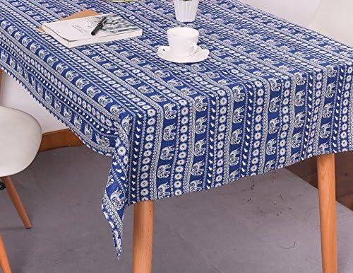 GL&G Toalla de mesa de tela de algodón de tela de algodón ...