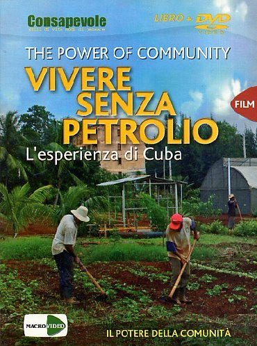 Vivere Senza Petrolio (Dvd+Libro)