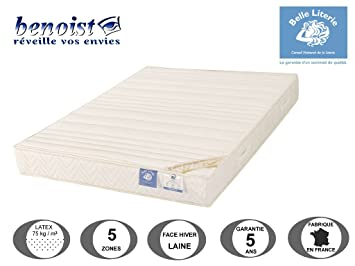 matelas latex benoist affordable matelas latex conforama new les meilleur conforama matelas. Black Bedroom Furniture Sets. Home Design Ideas