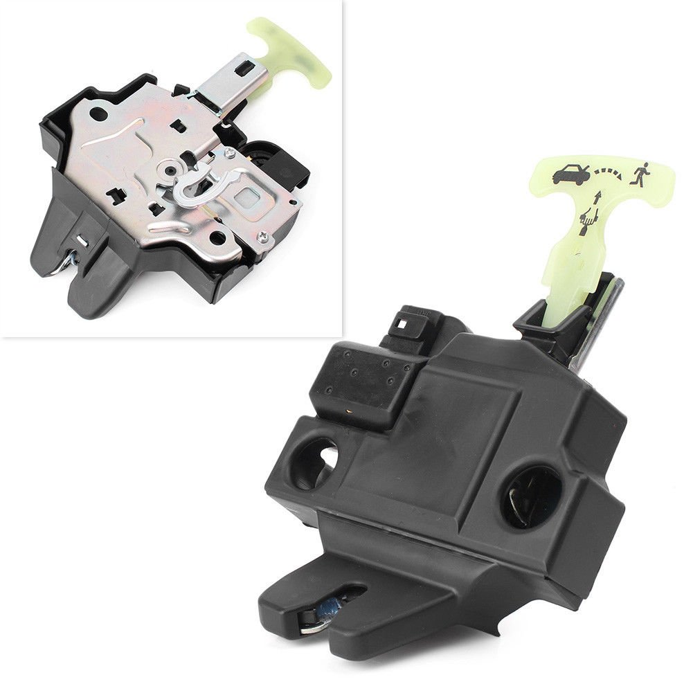 ETbotu Trunk Lock Lid Latch Power Door Motor Kit Assembly Keyless Entry for Vechile Car Toyota Camry 07-11