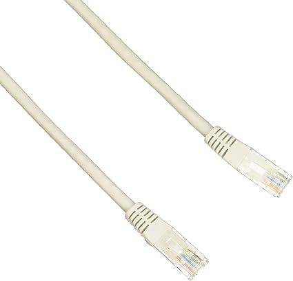 4xem 4XC6PATCH10GR Patch Cable CAT 6 10 RJ-45 M//M Gray