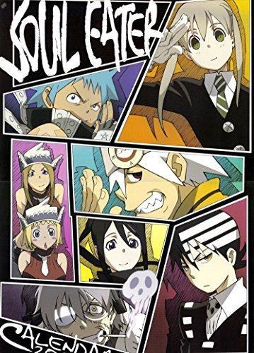 ScrollDepot Soul Eater Anime Fabric Wall Scroll Poster  Inch
