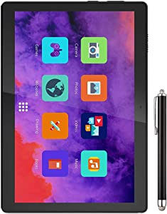 Lenovo Tab M10 10.1-inch HD IPS Display WiFi Tablet, Qualcomm Snapdragon 429 2.0 GHz Processor, 2GB Memory, 16GB Storage, Camera, Bluetooth, Android 9.0 w/Tigology Stylus Pen